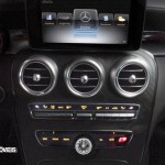 New Mercedes-Benz Classe C 2014 interior pannel view