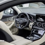 New Mercedes-Benz Classe C 2014 interior view