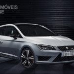New Seat Leon Cupra 280cv 2014 Front right quarter view