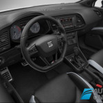 New Seat Leon Cupra 280cv 2014 interior view
