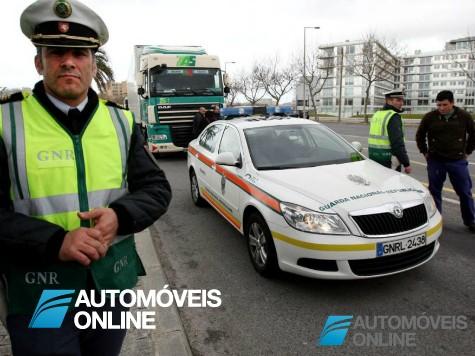 Atenção! Acção de Fiscalização a veículos Pesados para a próxima semana