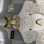 Renault Kwid Concept Crossover 2014 interior view