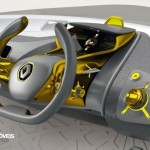 Renault Kwid Concept Crossover 2014 walle view