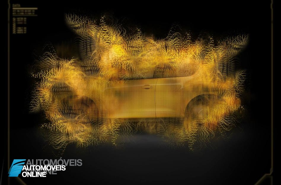 Revelada a primeira imagem do novo Nissan Juke