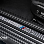 Bmw M5 30 Anos doors open view