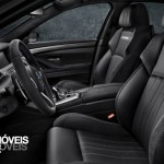 Bmw M5 30 Anos interior pilot door view
