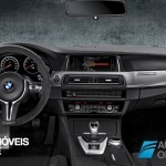 Bmw M5 30 Anos tablier view