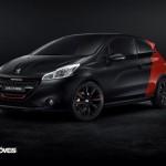 Muito bonito! Está aí a edição especial e mais extrema do Peugeot 208GTi