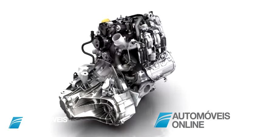 O moderno motor 1.6 DCI da Renault visto ao raio X