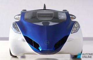 Carro que voa chama-se AeroMobil