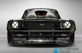 Ken Block Ford Mustang Honnicorn RTR 1965 front View