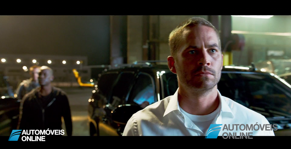 Vingança é o título do sétimo filme da saga «Velocidade Furiosa» - Veja o Vídeo Teaser