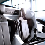 fly car Aeromobil 2017 two seats view