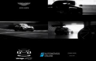 Aston Martin Vantage GT3, de competição para a estrada