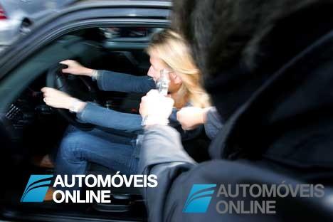 Cuidado! Nova forma de assalto a automóveis