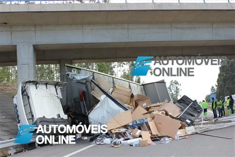 Acidentes de viação nas Auto-estradas. Sabe o procedimento que deve tomar?+