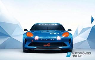 New Alpine Célébration front _1 view 2016