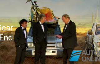 Top Gear the end
