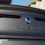 New RENAULT TALISMAN brand signture view 2015