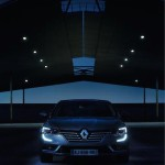 New RENAULT TALISMAN dark front view 2015