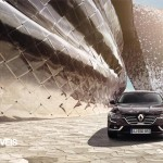New RENAULT TALISMAN elegance front view 2015