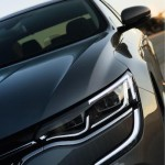 New RENAULT TALISMAN front led view 2015