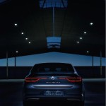 New RENAULT TALISMAN rear view 2015