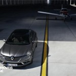 New RENAULT TALISMAN top view 2015
