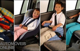 Tudo sobre o Transporte de crianças no automóvel