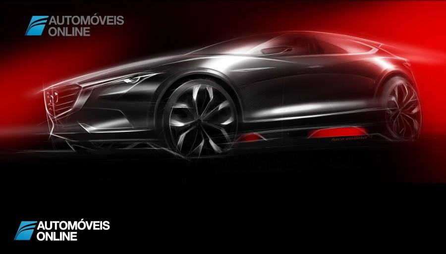 Koeru novo Concept da Mazda