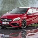 Novo Mercedes Classe A para 2015