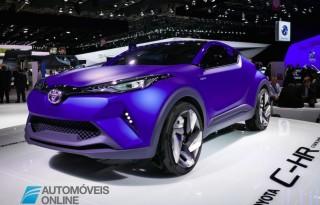 Toyota Auris Cross o rival do Qashqai