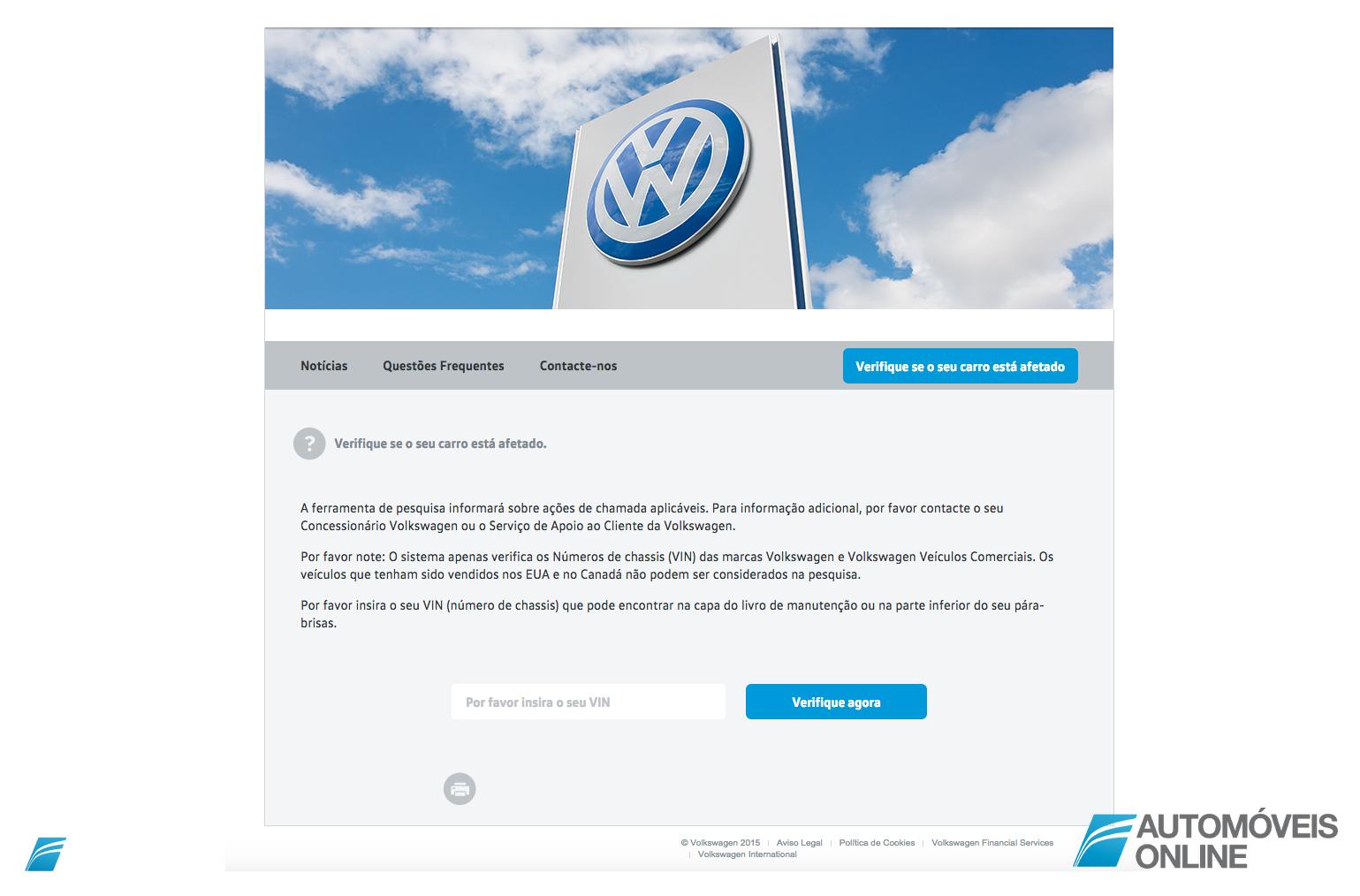Tudo que tem de saber sobre a fraude Volkswagen. O seu carro está afetado