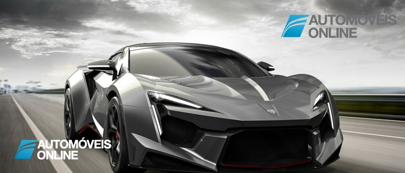 Fenyr Supersport. O superdesportivo com 900cv