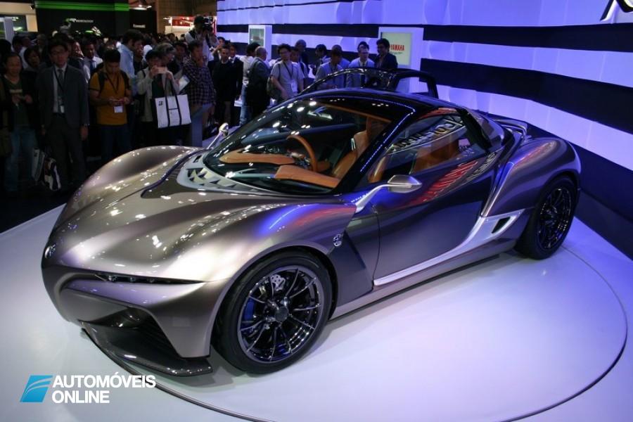O carro da Yamaha terá motor 1.5 turbo