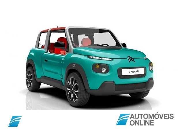 Citroën Mehari regressa