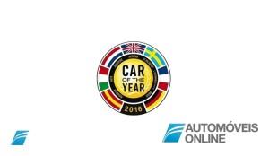 Finalistas para o Carro do Ano Europeu 2016