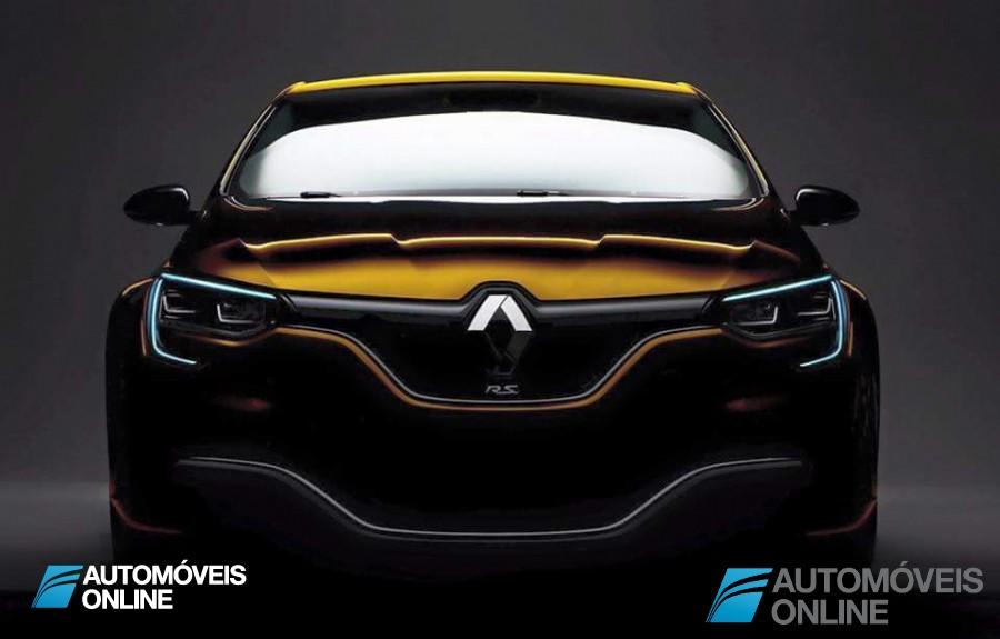 Renault Megane RS. Será este o novo RS?