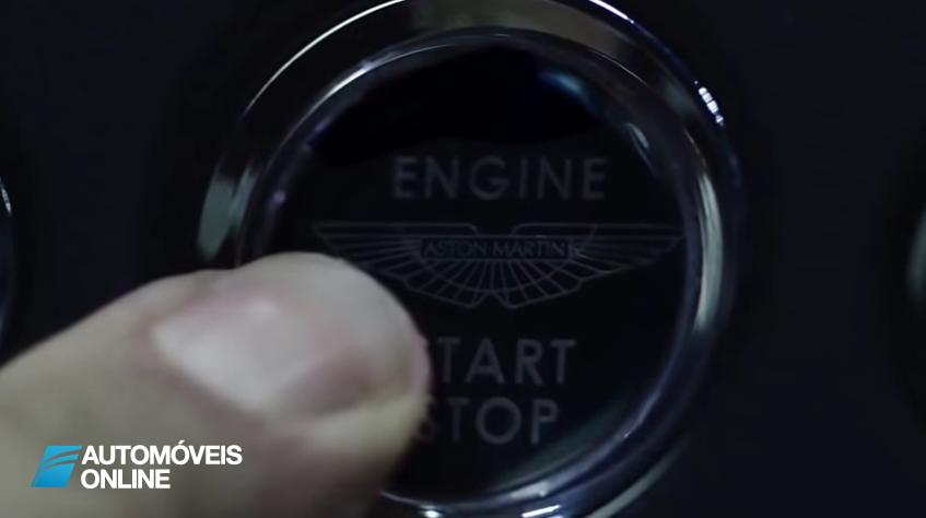Aston Martin DB11. Prepare os ouvidos