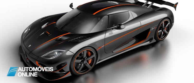 Koenigsegg Agera RS. Queres um?