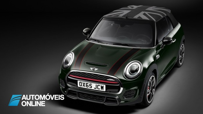 Mini John Cooper Works Convertible com 231 cv