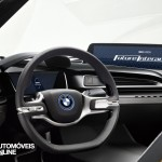New BMW i8 concept wheel view 2016