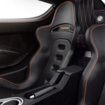 New Koenigsegg Agera RS interior View 2016