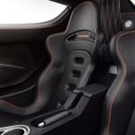 New Koenigsegg Agera RS interior View 2016