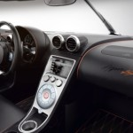 New Koenigsegg Agera RS tablier View 2016