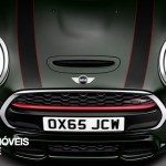 New Mini John Cooper Works Convertible front view 2016