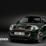 New Mini John Cooper Works Convertible left front quarter view 2016_1