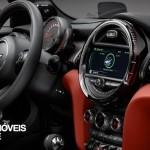 New Mini John Cooper Works Convertible right interior view 2016