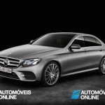Novo Mercedes-Benz Classe E revelado antes do lançamento