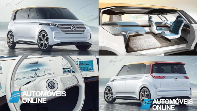 Volkswagen «Pão de Forma» renasce em versão elétrica